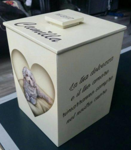 Cremazione Animali d'Affezione: urne personalizzate da Andrea Lucetti!