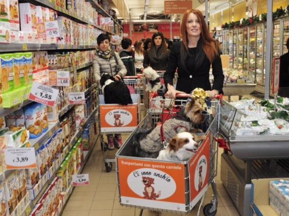 Pet nei supermercati: il Ministero della Salute dice sì!