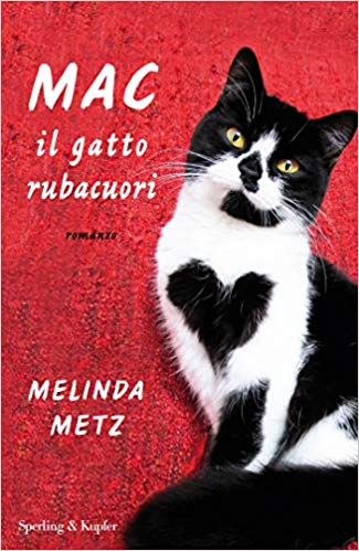 MacGyver e Jamie: un gatto per tornare ad amare!
