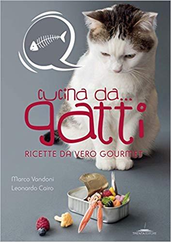 Gatti: ricette da leccarsi i baffi...