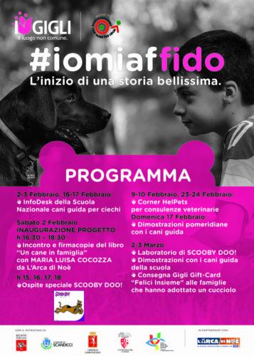 """""""Io mi affido"""": un mese dedicato ai cani guida per ciechi!"""