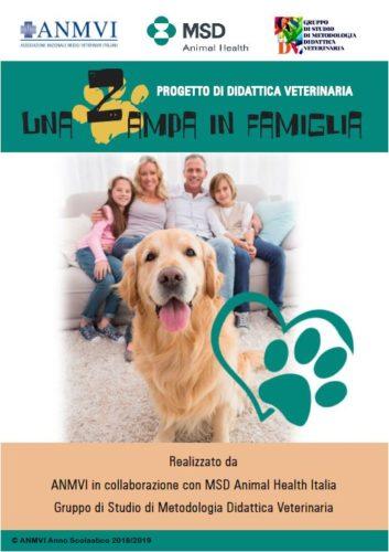I veterinari a scuola...