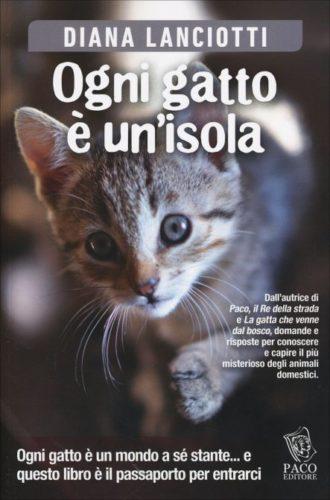Il libro della settimana: ogni gatto è un'isola!