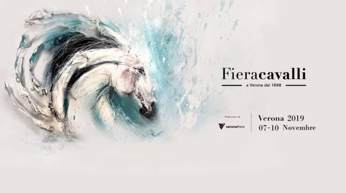 Il cavallo in fiera a Verona (dal 7 al 10 novembre 2019)!