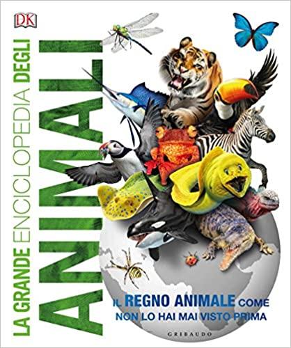 La grande enciclopedia degli animali!