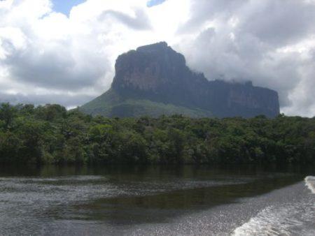 Canaima, il parco delle cascate!