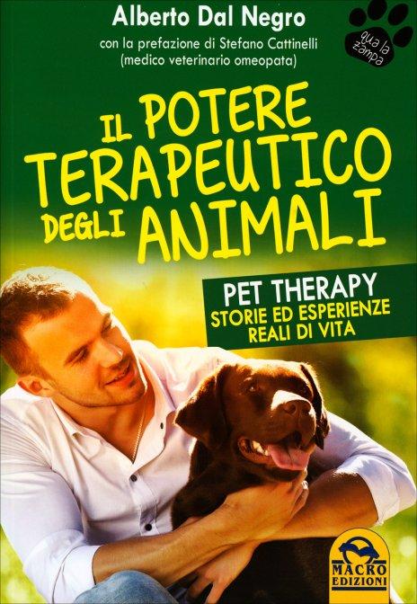 Il potere terapeutico degli animali…