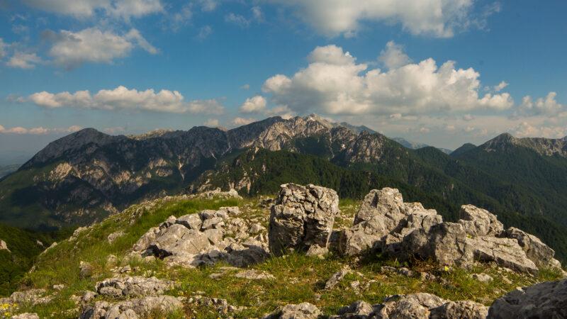 Il Parco Nazionale d'Abruzzo…