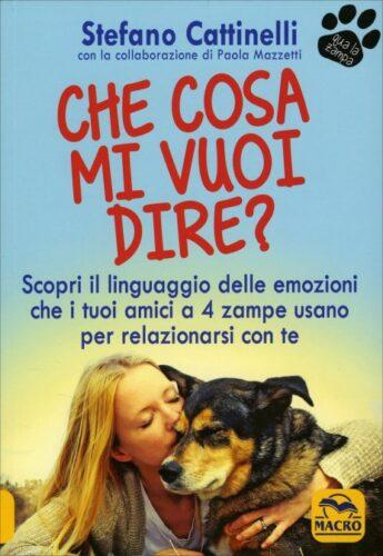 Il linguaggio delle emozioni dei nostri amici animali (libro)…