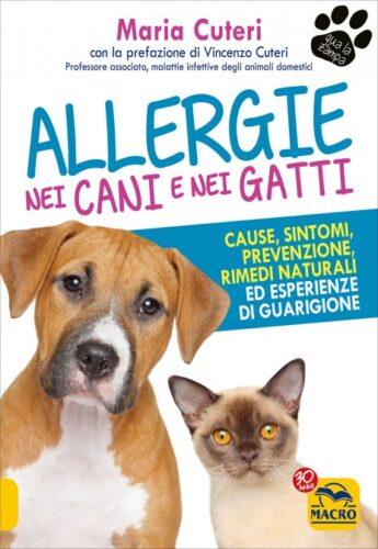 Allergie nei Cani e nei Gatti (Libro)…