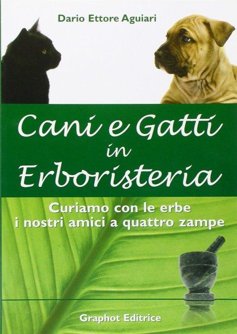 Cani e gatti in erboristeria (il libro della settimana)…