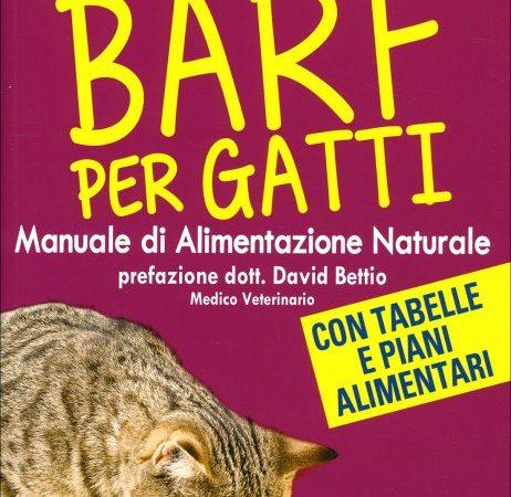 La Dieta BARF per Gatti (Libro)…